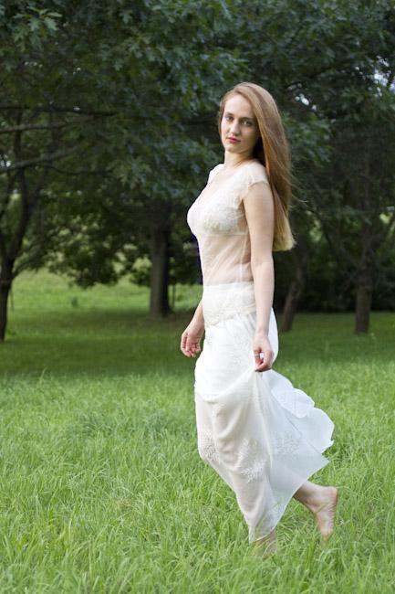 Natalie, outdoor portrait session.